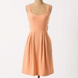 Anthropologie Rolo Crossback Dress Sz L